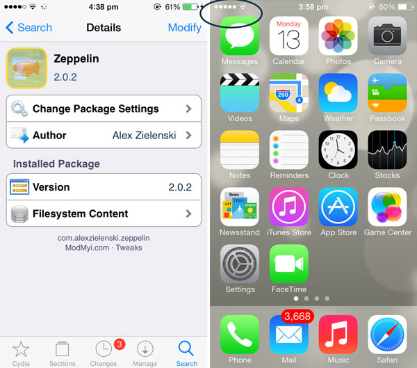 5 essential tweaks for jailbroken ios device