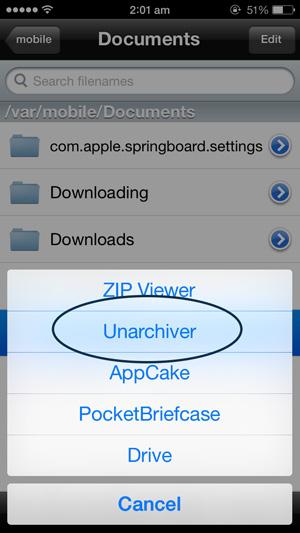 Replace-Cydia-Icon-iOS-7-Open-in-Unarchiver