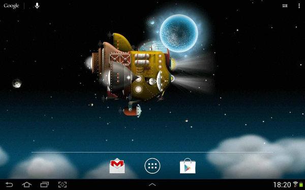 AndroidLiveWallpapers-Nebulander