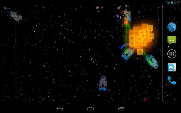 AndroidLiveWallpapers-Pixel-Fleet