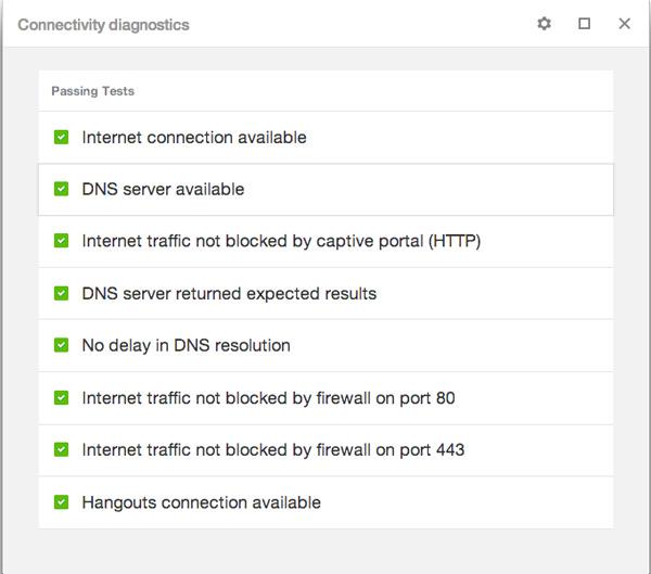 Chrome-Connectivity-Diagnostics-results-list