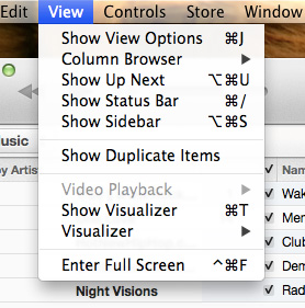 How-To-Find-Duplicates-iTunes-Show-Duplicate-Items-View-Menu