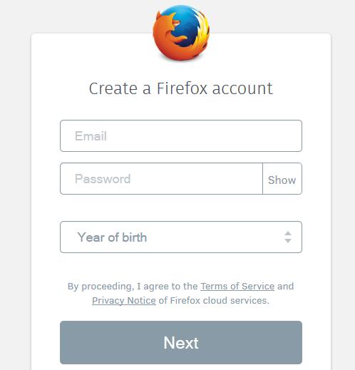 firefox-account-setup