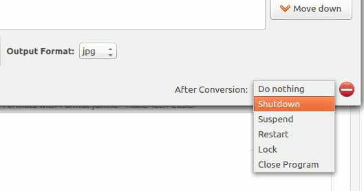 formatjunkie-actions-after-conversion