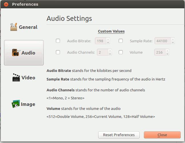 formatjunkie-audio-settings