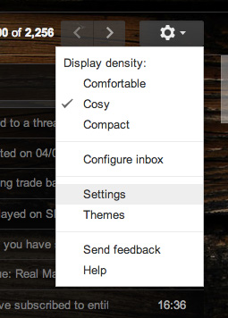 how to mark read all emails in gmail
