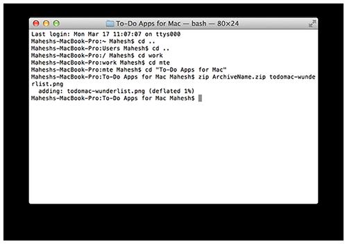 maczip-commands