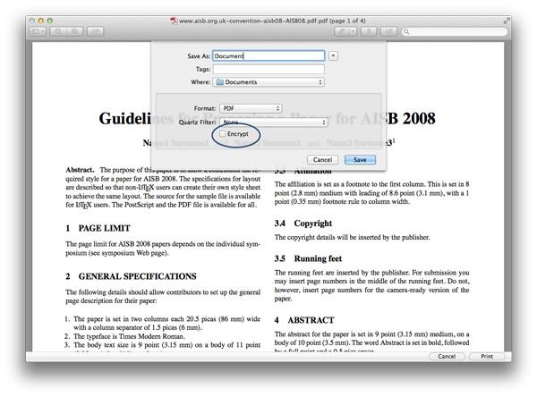 Password-Protect-PDF-Encyrpt-To-Save