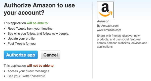 AmazonCart-Authorize