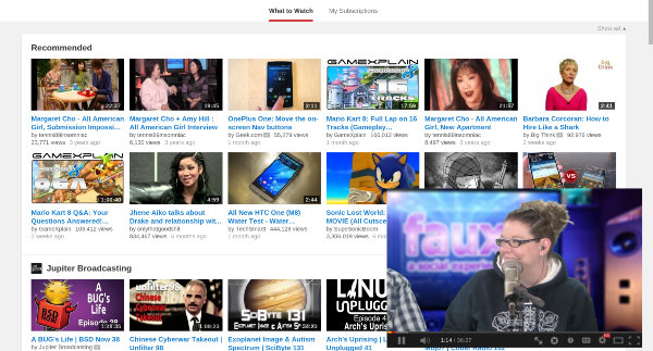 YouTubeExtension-Video