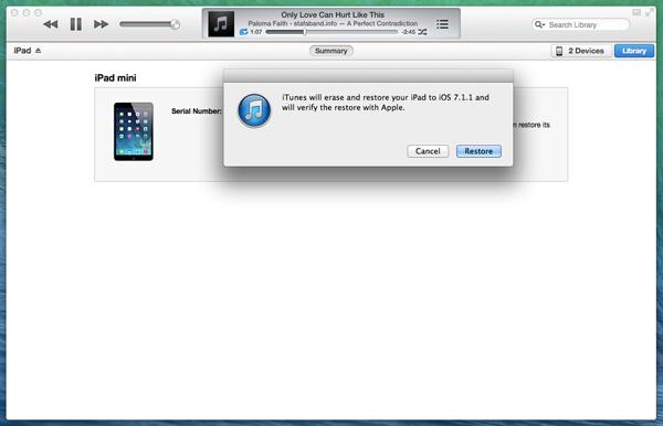 Downgrade-iOS8-to-iOS7-Restore