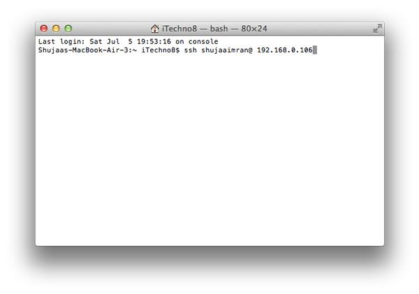 Remote-Login-Mac-Remote-ssh