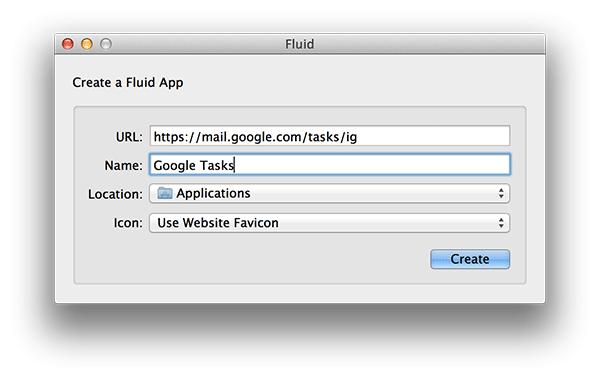 fluidapps-create