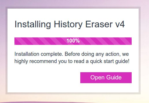 history-eraser-open-guide