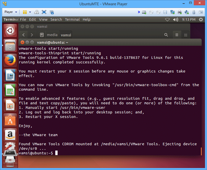 install-vmware-tools-install-finished