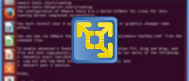 install-vmware-tools-install