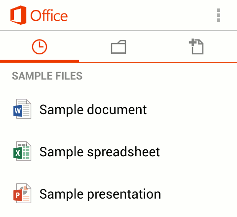 ms-office-mobile-recent-tab