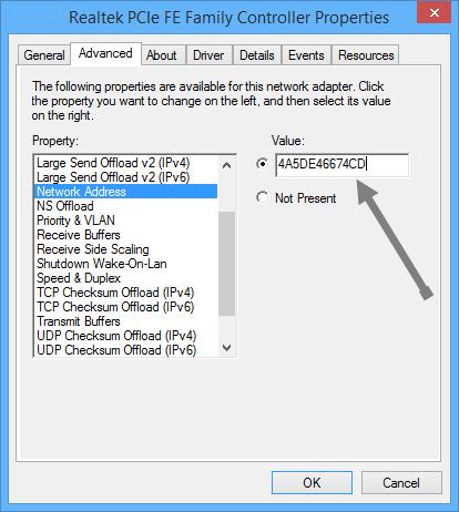 change-mac-address-windows-network-address