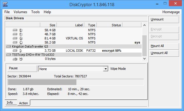 encrypt-partitions-using-diskcryptor-encryption-status
