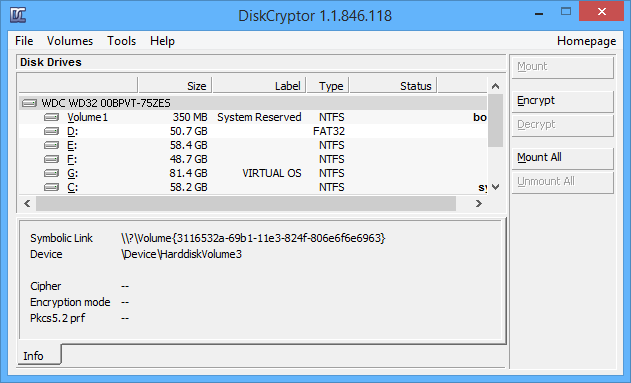 encrypt-partitions-using-diskcryptor-pratitions-list