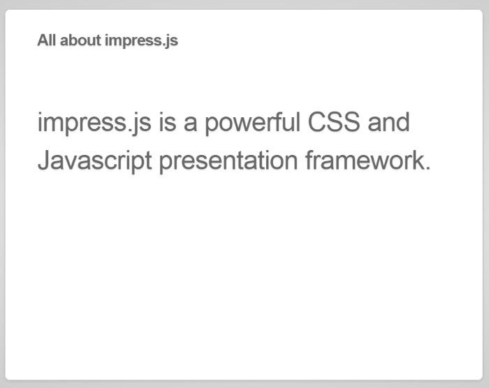 impress.js-demo1
