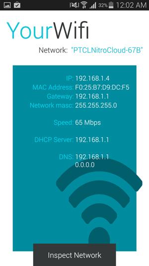 WiFi-Inspector-Details