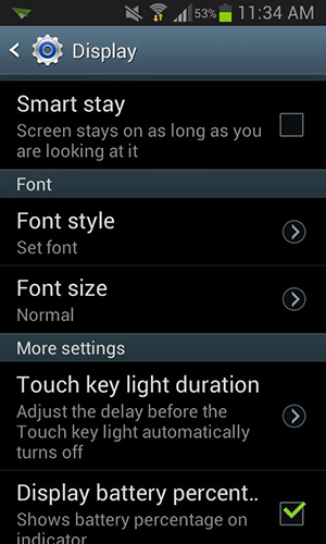 androidfonts-fontstyle
