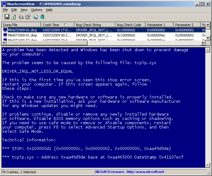 blue-screen-of-death-nirsoft-utility