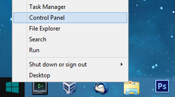 create-firewall-rules-select-control-panel