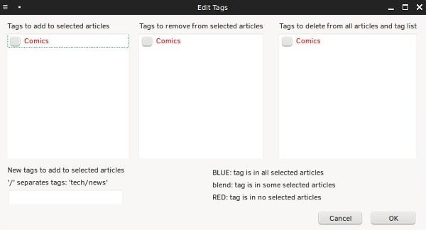 newsfox-tags