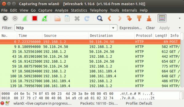 wireshark-http