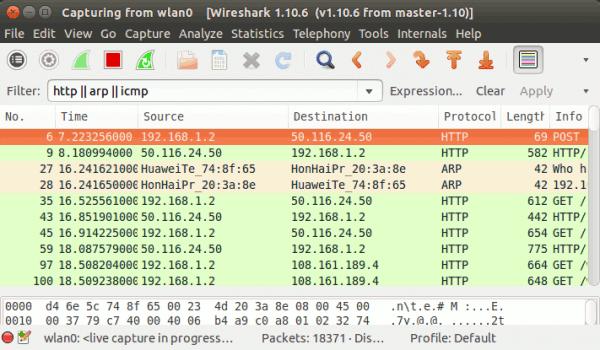 wireshark-multiple-protocols