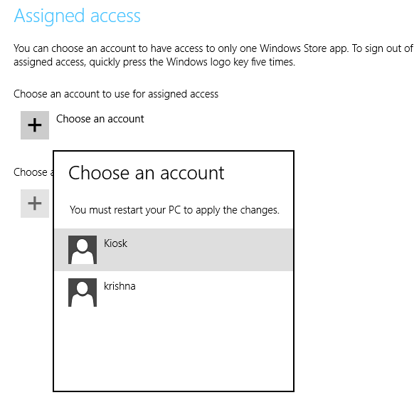 assigned-access-choose-account