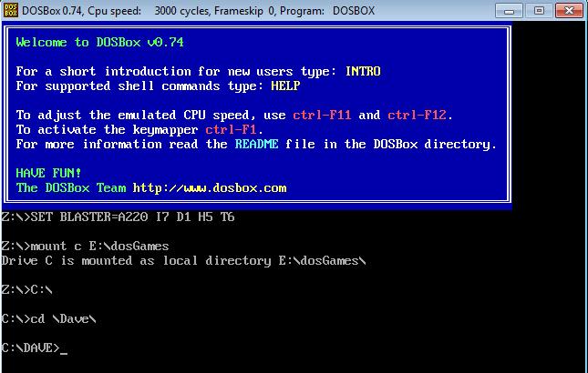 dos-games-in-windows-game-folder