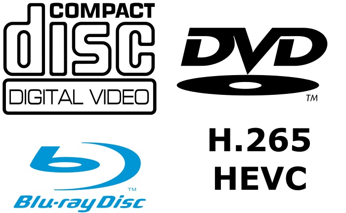 h265-and-other-video-logos