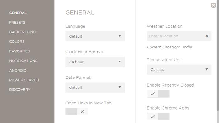 new-tab-extensions-spots-settings
