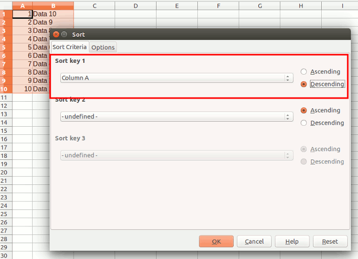 how to make libreoffice lanspc