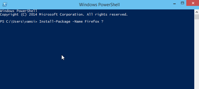windows-10-features-oneget