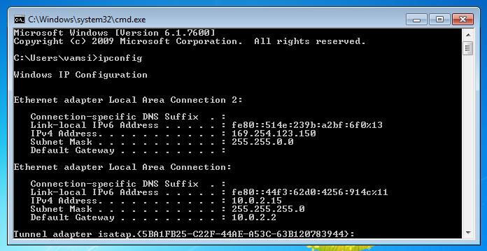 windows-command-line-tools-ipconfig