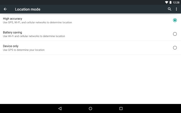 AndroidLocationSettings-Location-Modes