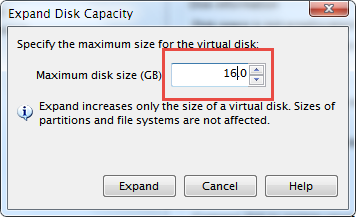 expand-vmware-disk-enter-disk-space