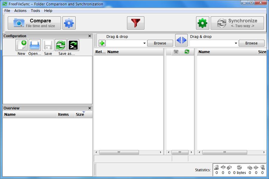 freefilesync-user-interface