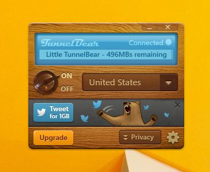 tunnelbear-connected