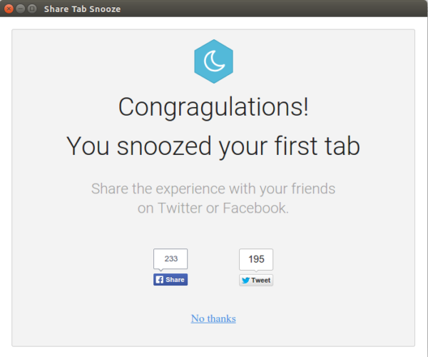 tab-snooze-first-tab-snoozed