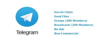 Telegram Messenger: Under the Hood