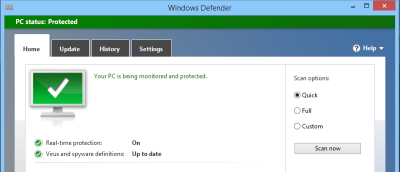 How to Schedule Windows Defender to Perform Full Scan on a Windows PC