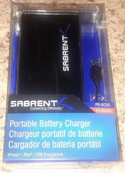Five Sabrent Dual USB Power Banks to be won.