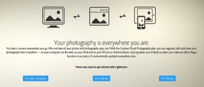 Adobe Creative Cloud: The Perfect Solution for Photographers and Designers