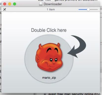 MacItNow gets into your machine via 'downloaders.'