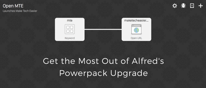 How To Get The Most Out of Alfred's Powerpack Upgrade